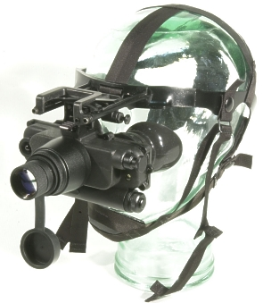 Head mounted NVS-10